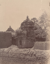 General view of the Bhavani-Shankara Temple, Hubli